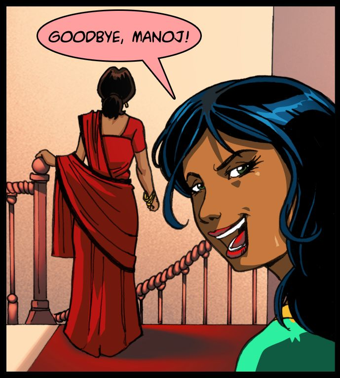 Goodbye, Manoj!